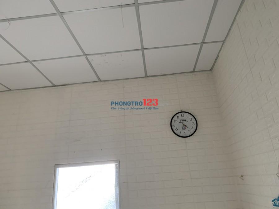 Phòng 12 m2 cửa sổ Đường Số 17 – Phường Linh Tây cho thuê.