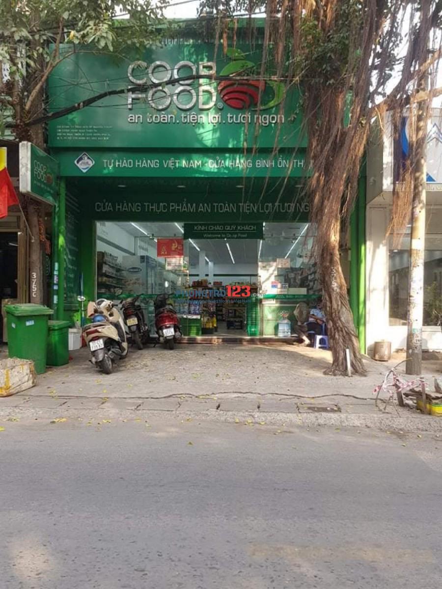 Cho thuê nhà NC mặt tiền Đường Man Thiện P Tăng Nhơn Phú A Q9
