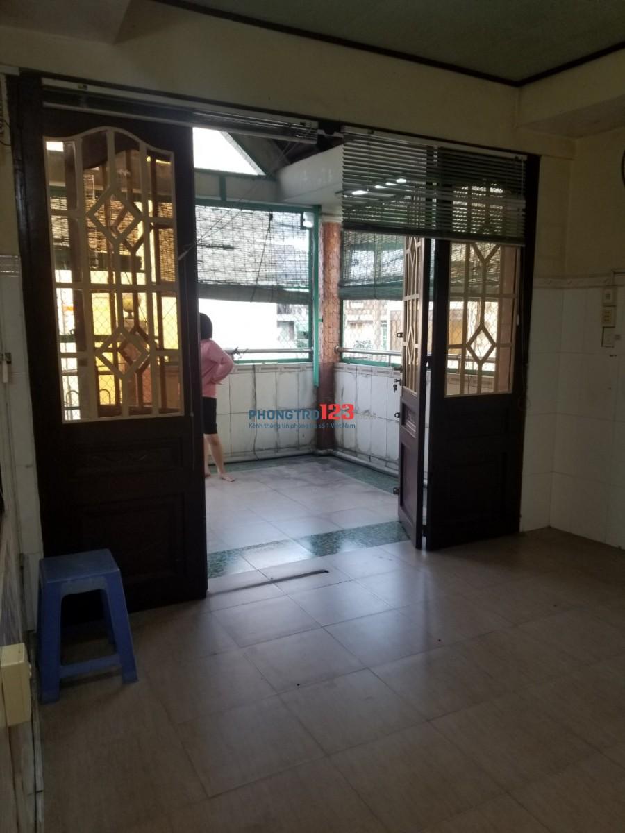 Phòng quận 3 Lý Thái Tổ 20m2 Chỉ cho Nữ Thuể