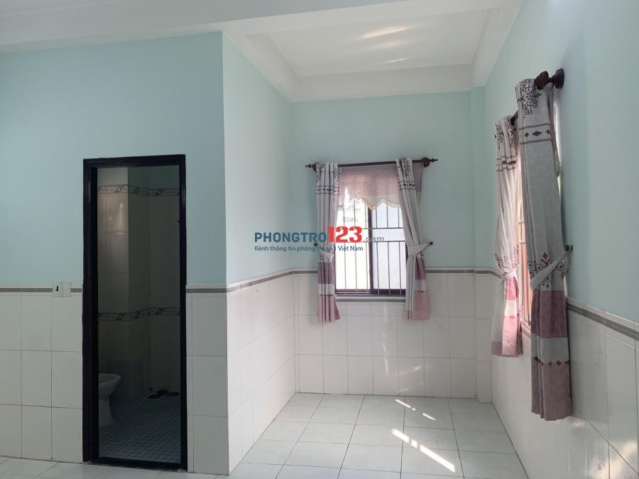 Phòng cho thuê ở chợ Bà Chiểu, Quận Bình Thạnh, TPHCM