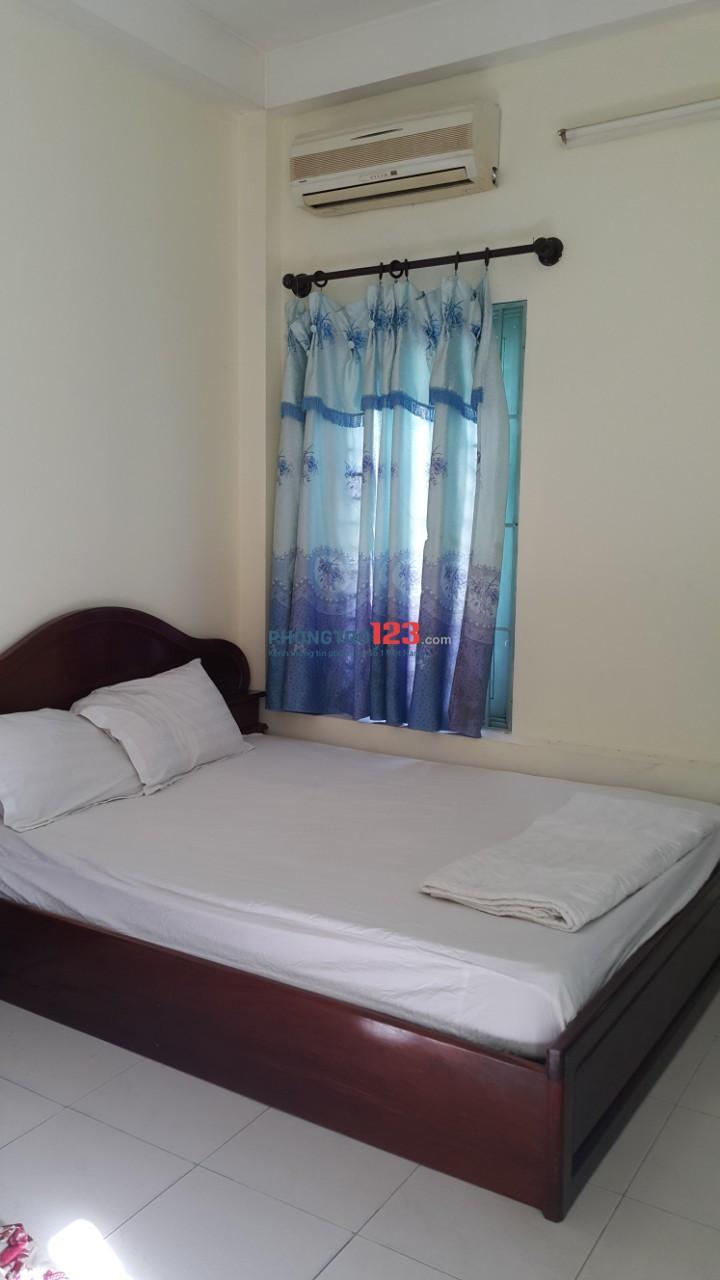Cho thuê phòng trọ cao cấp (đầy đủ nội thất) Khu Tên Lửa, Bình Tân