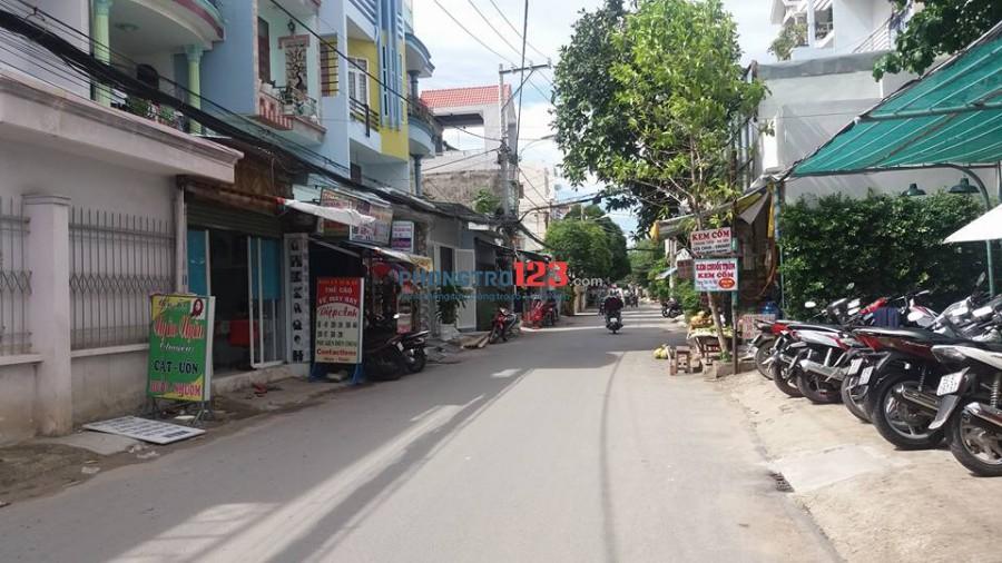 P.Trọ Tiện Nghi Nguyễn Văn Khối - Gò Vấp !