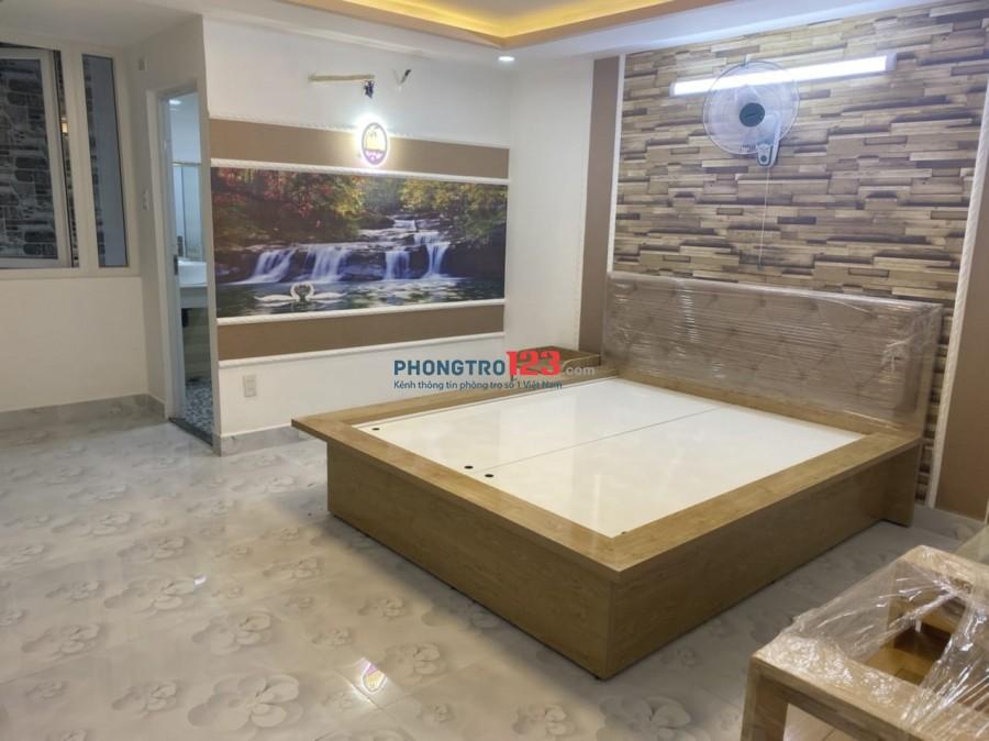 Phòng đủ nội thất cho nhân viên đi làm/ sinh viên