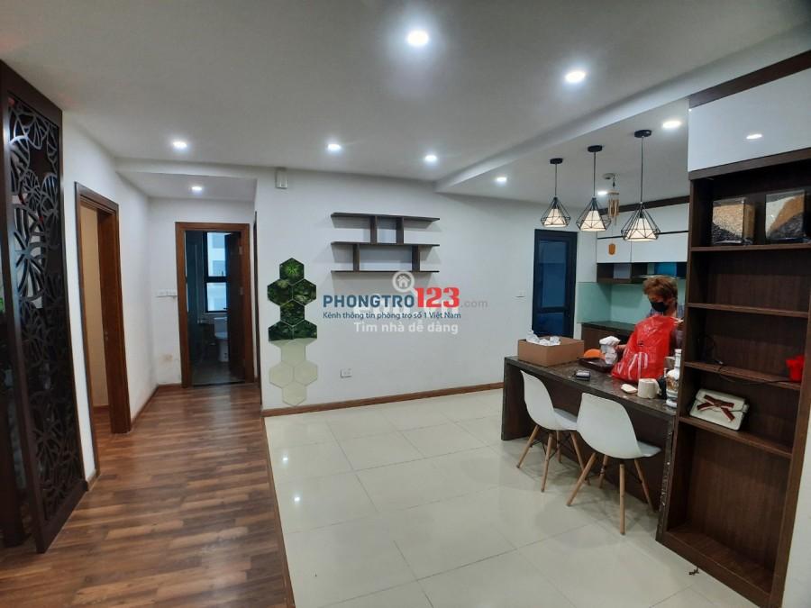 Cho Thuê căn hộ dự án Goldmark City gồm 2, 3 Ngủ đồ cơ bản tới Full, Giá từ 10tr/tháng