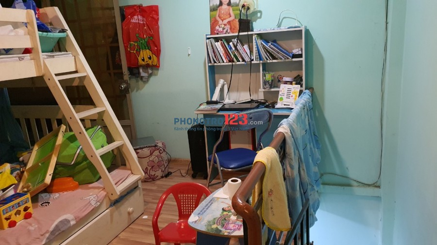 Nhà nguyên căn, full nội thất, gần chợ, trường học