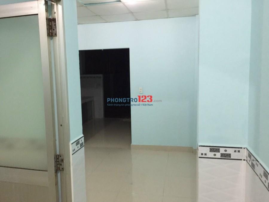 Cho thuê nhà nguyên căn diện tích 4,2m2 x 28m2 tại Huỳnh Tấn Phát, Quận 7