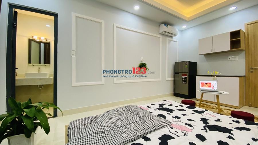 Phòng trọ FULL nội thất cao cấp Nguyễn Văn Đậu, Quận Bình Thạnh