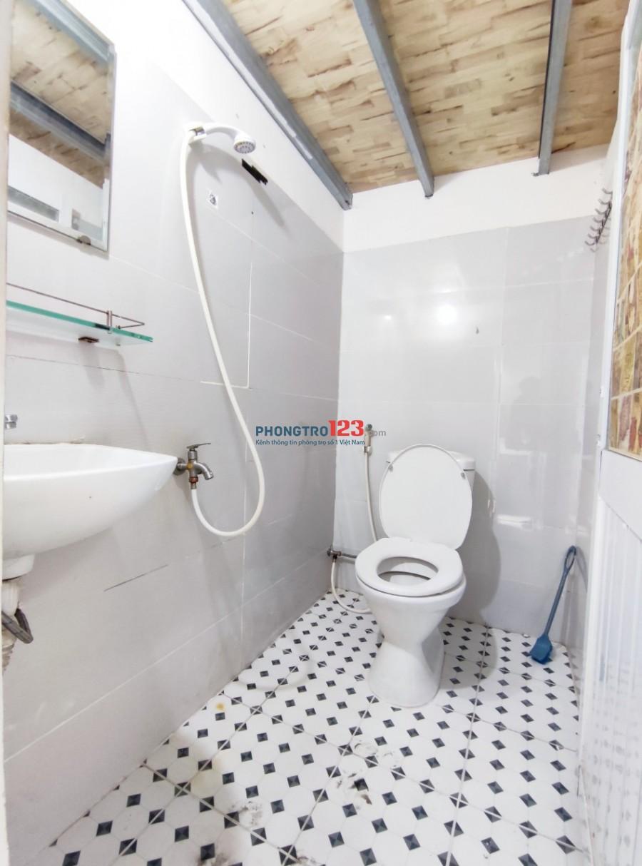 Cho thuê phòng trọ P12 quận Tân Bình Giá Rẻ