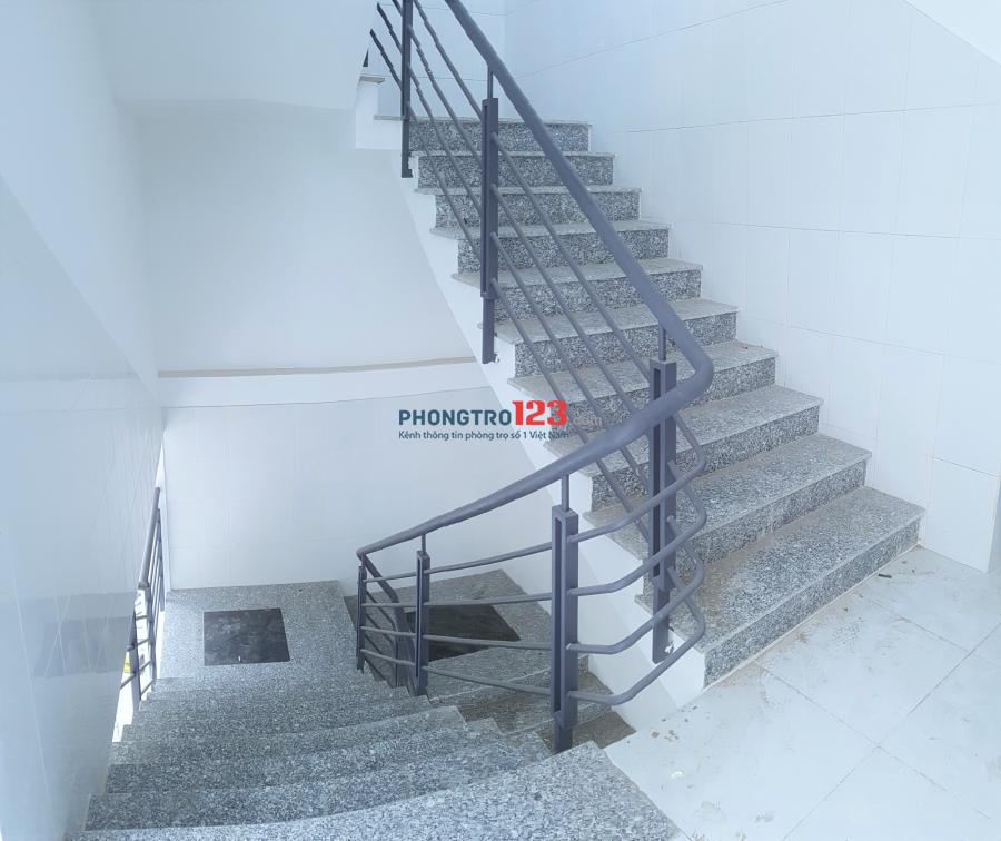 Phòng mới xây, ngay Phạm Văn Đồng, an ninh, tự do, đầy đủ dịch vụ, 12m2 - 14m2