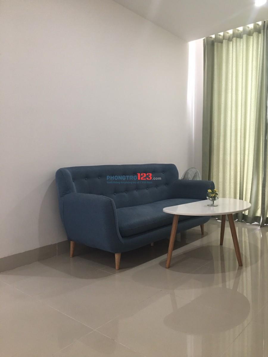 Cho thuê CH tầng 5 view biển mát mẻ,45 m2,full nội thất,miễn phí dọn VS,giá rẻ nhất TT Đà Nẵng.0983750220