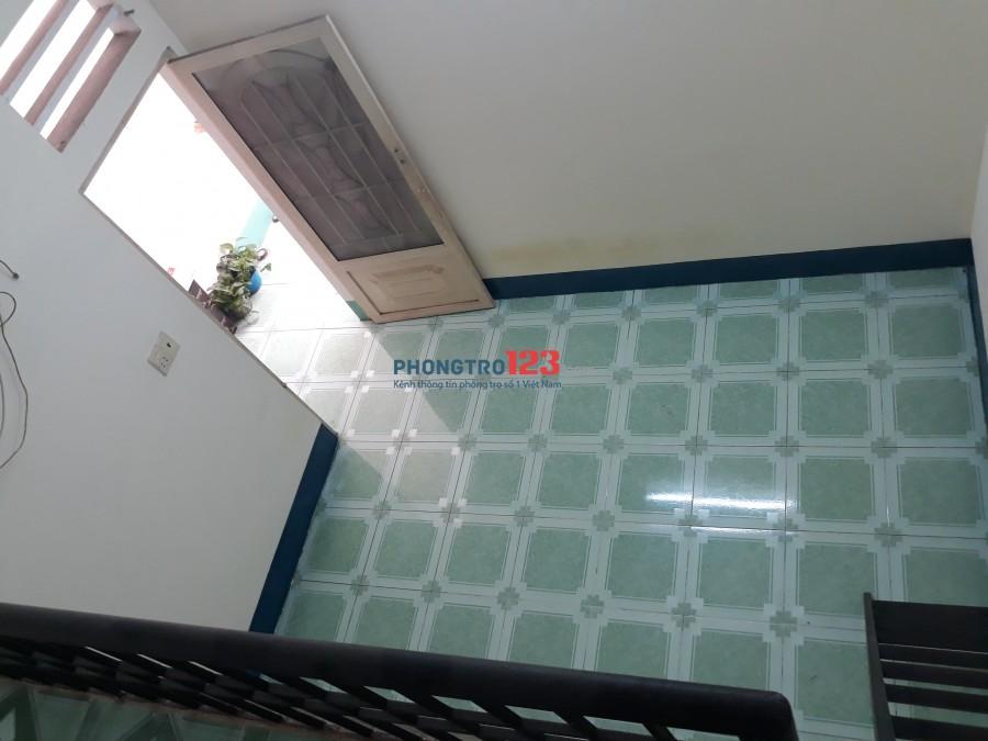 Cho thuê phòng trọ đẹp, mới xây, giá rẻ, 28m2 gần KCX Tân Thuận