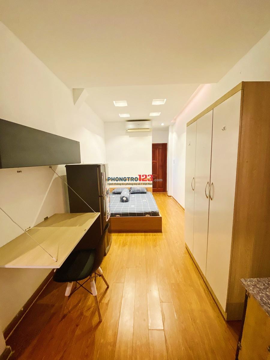 Cho thuê phòng trọ ngã tư Phú Nhuận