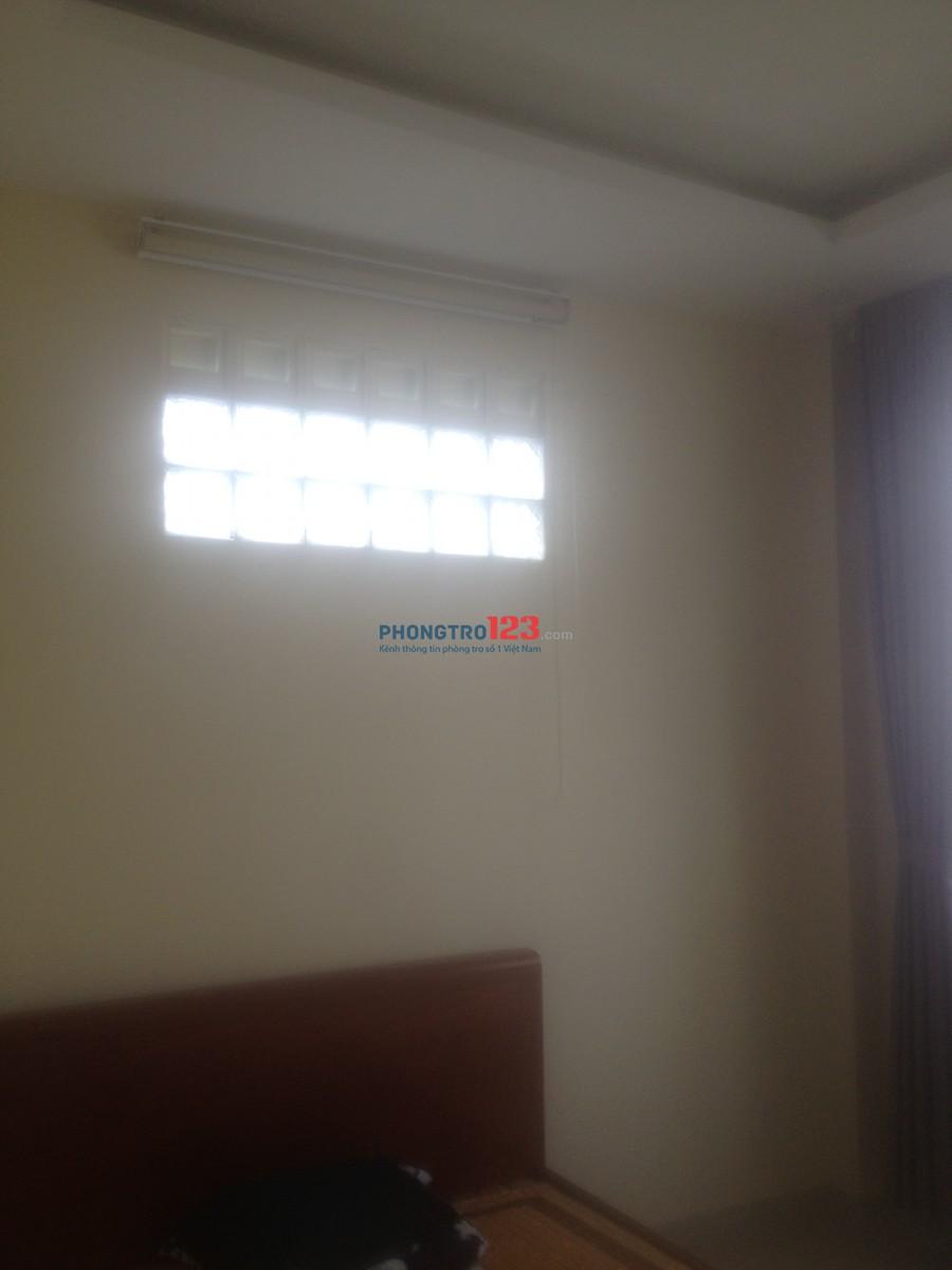 Cho thuê phòng trọ giá rẻ ở Q.1,TP.HCM