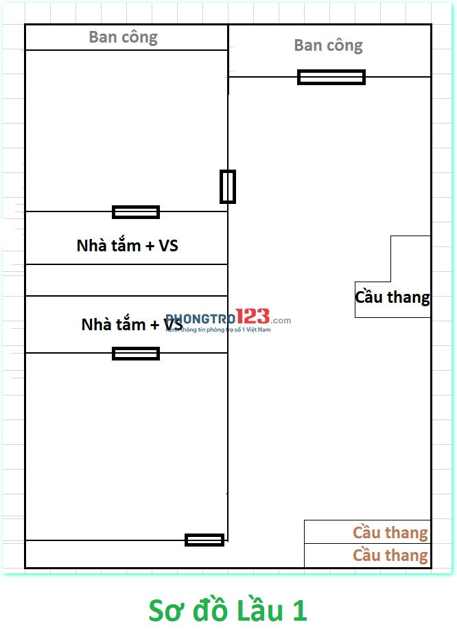 Cho thuê nhà Nguyên Căn 11.5x8m, 1 trệt 1 lầu 1 sân thượng - đường Phạm Hùng - Huyện Bình Chánh - 15 triệu