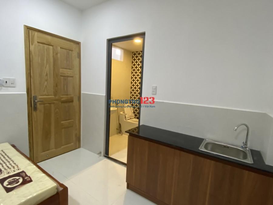 GIẢM GIÁ cực sâu căn hộ mini full nội thất cách chợ Phạm văn bạch 300m