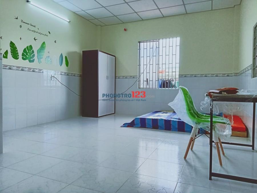 Phòng full nội thất giá rẻ quận Gò Vấp