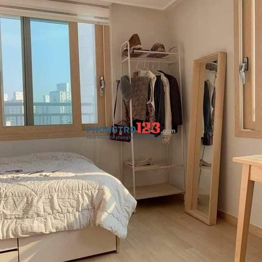 Cho thuê chung cư mini đủ đồ Mễ Trì 25m2-38m2 giá 2,5-4,2 triệu/th.