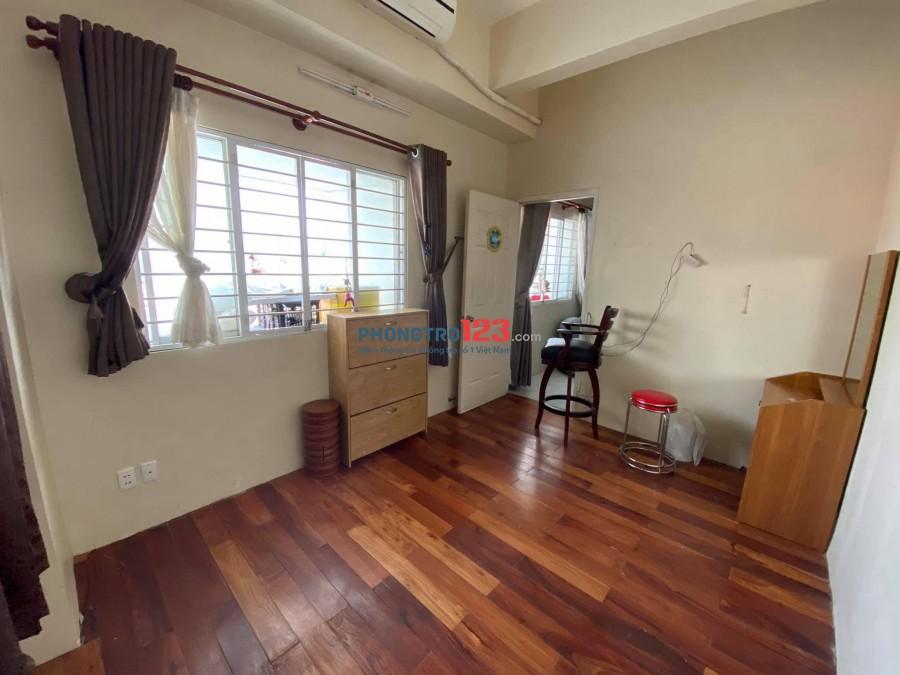 Căn hộ giá rẻ ngay trung tâm Q1 Nguyễn Trãi