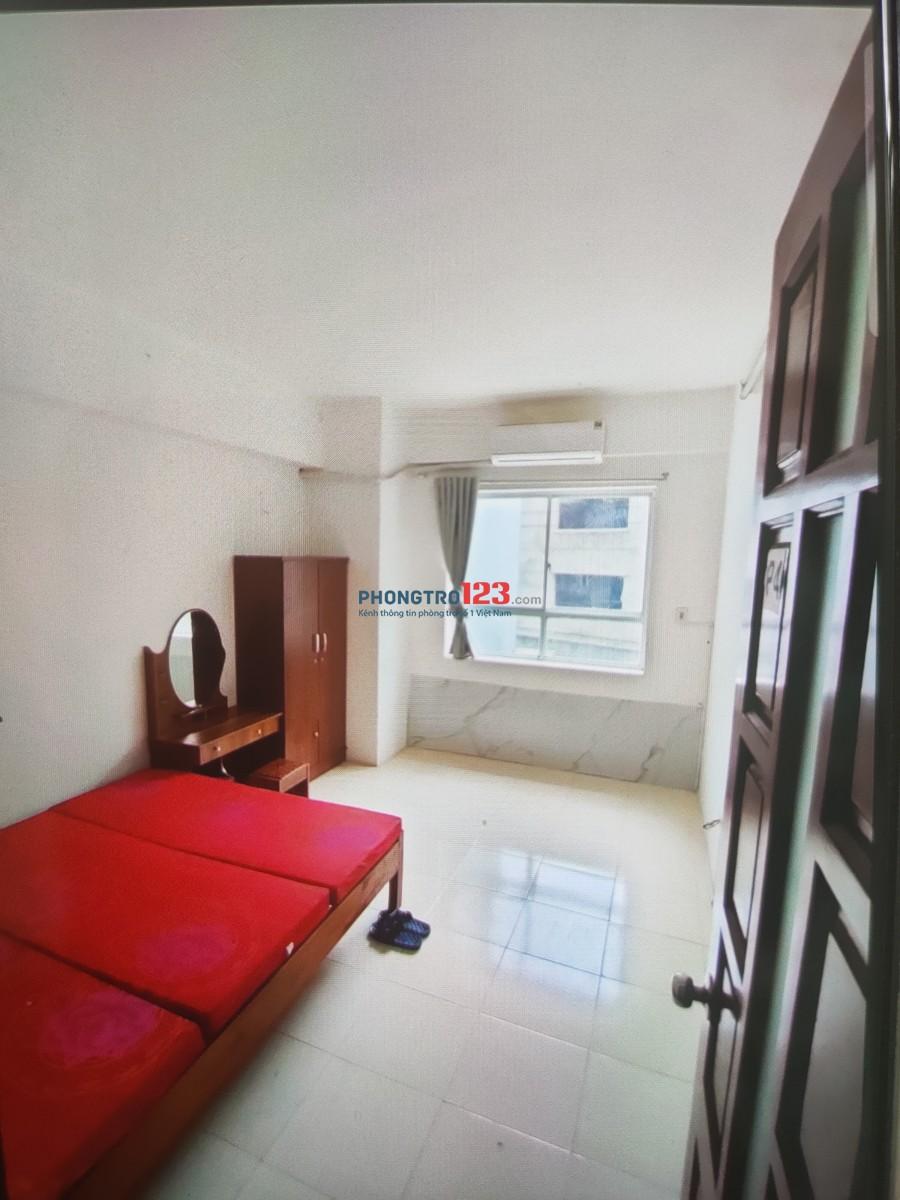 Cho thuê phòng trọ giá rẻ đủ đồ nội thất