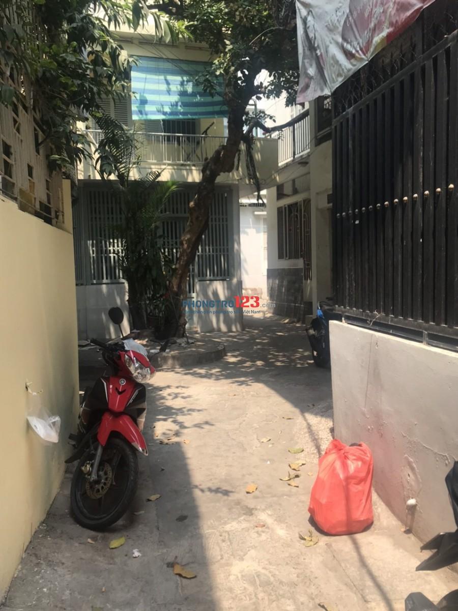 Chính chủ cho thuê tầng 1 tại 37/8 Huỳnh Mẫn Đạt P19 Q Bình Thạnh giá từ 5tr/th