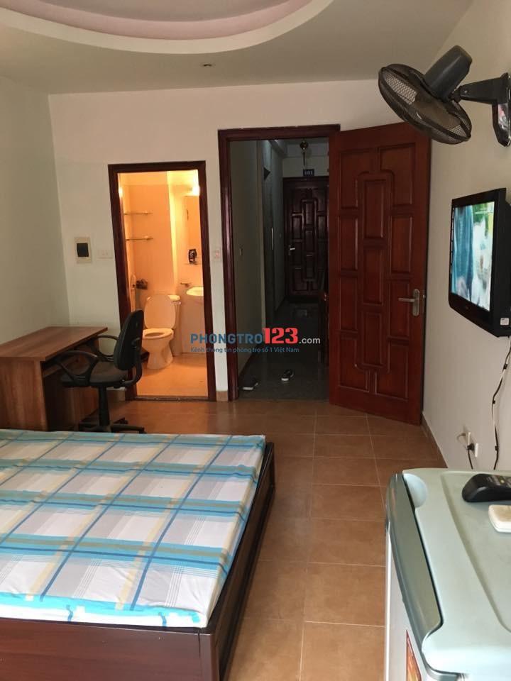 Phòng sạch đẹp khép kín quận Ba Đình