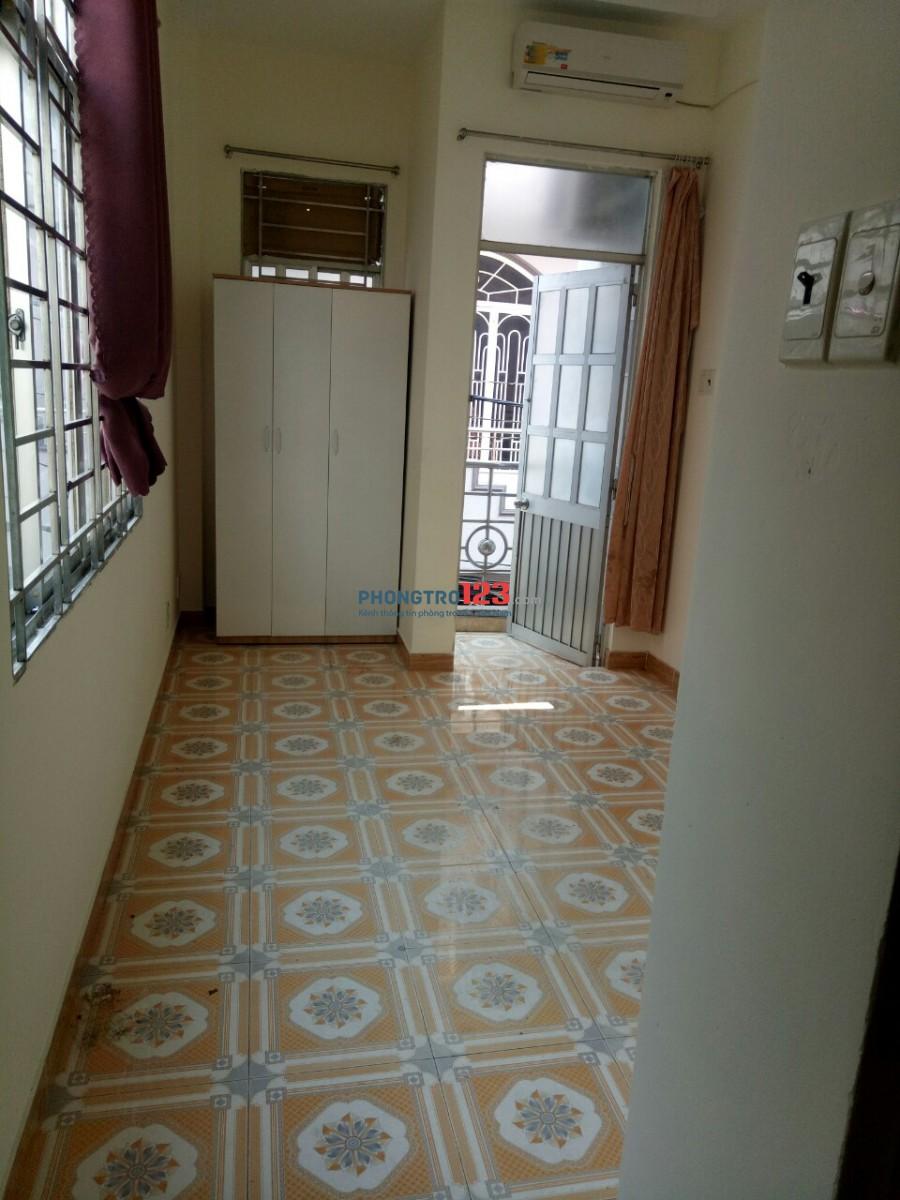 Phòng Trọ Nội Thất Ở Phú Nhuận.