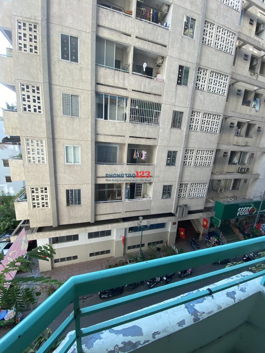 Chung cư Phan Văn Trị full nội thất 55m2 1PN Q5