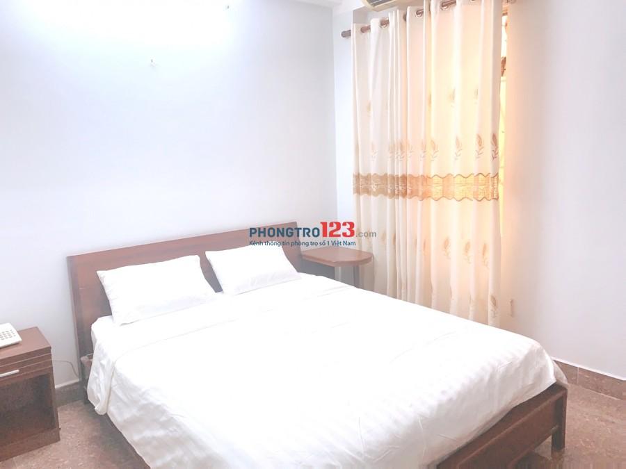 Phòng tiện nghi gần 15m² ngay Dương Quảng Hàm, GV giá 2tr5 có TV xem