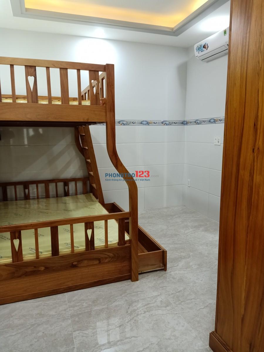 Căn hộ mini mới xây gần vivo city