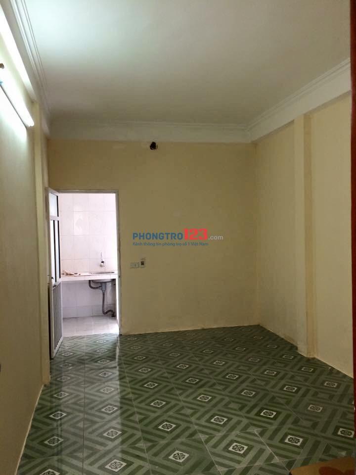 Phòng trọ chung cư mini chính chủ