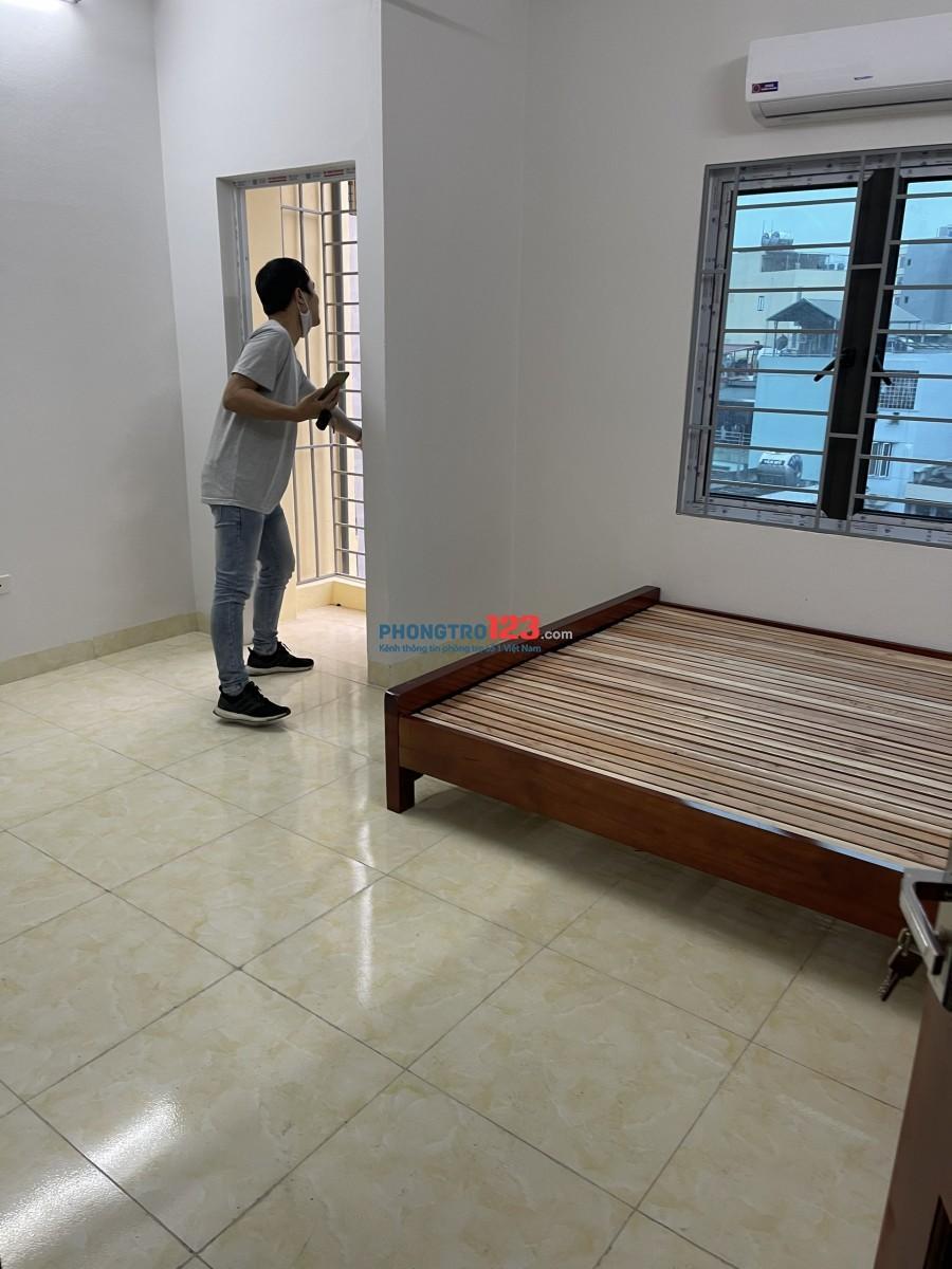 Homestay trọn gói tại Trần Quốc Toản, Hoàn Kiếm chỉ 1,3 triệu/tháng