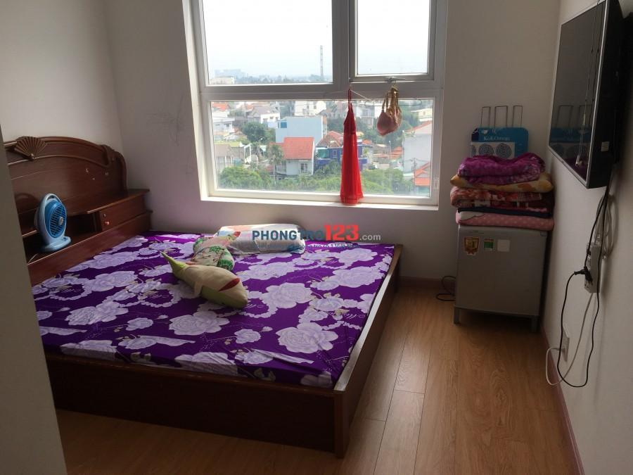 Cho thuê căn hộ SG Gateway Q9 2PN2WC 65m2