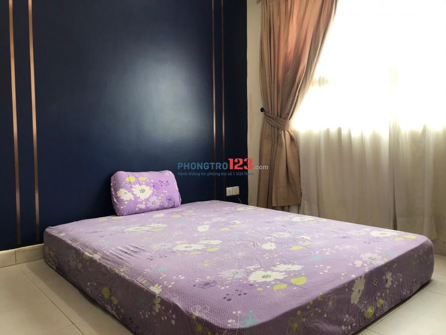 Cho thuê phòng, ở ghép trung tâm quận 6, vòng xoay Phú Lâm