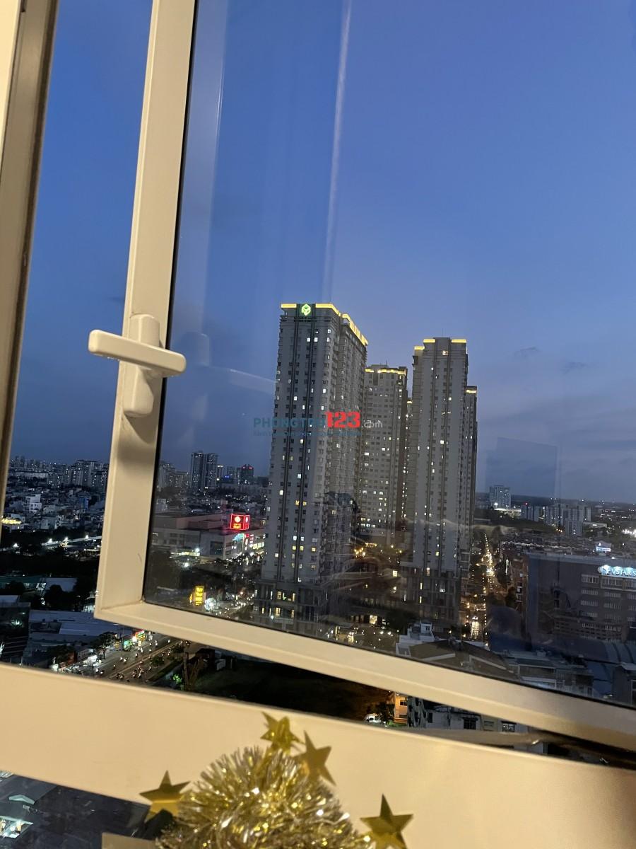 Tìm người ở ghép chung cư Sunrise city view Novaland q7 liền kề cầu Kênh tẻ q1