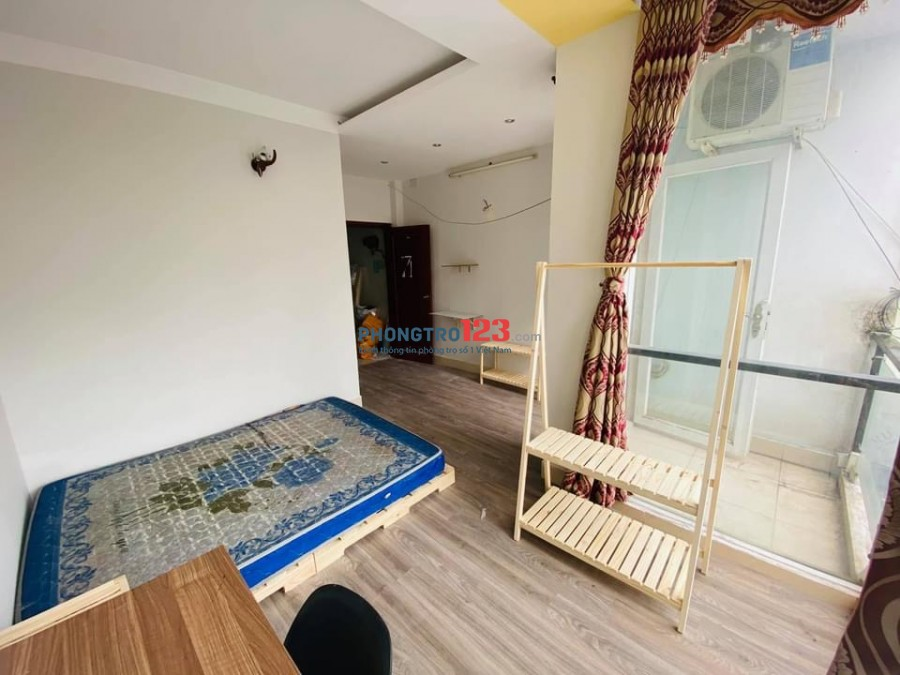 Phòng trọ full nội thất cơ bản tại Quang Trung, Phường 14, Gò Vấp