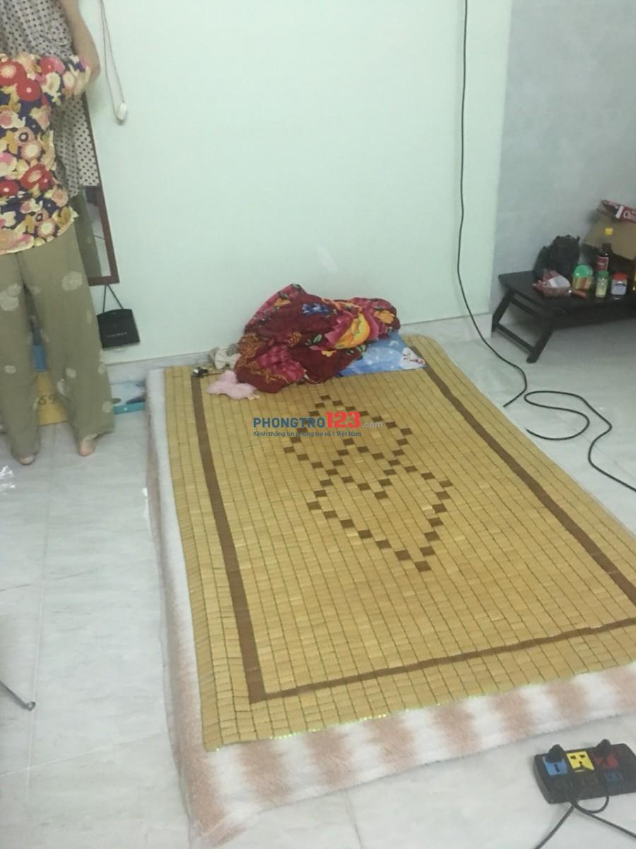 Cho thuê phòng trọ quận Bình Thạnh 20m2 full nội thất LH O915488665