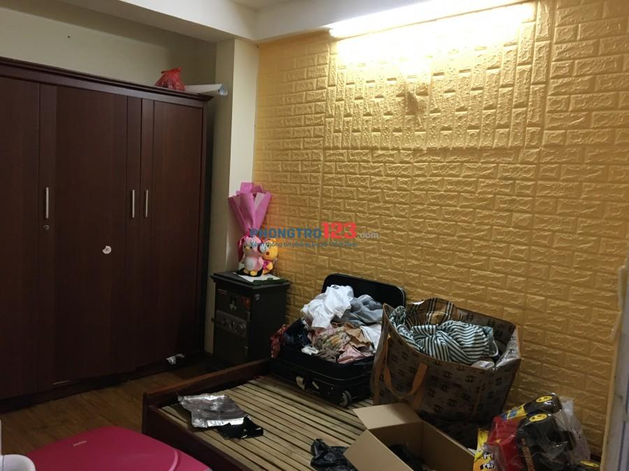 Cho thuê Chung cư mini Ba Đình 65m