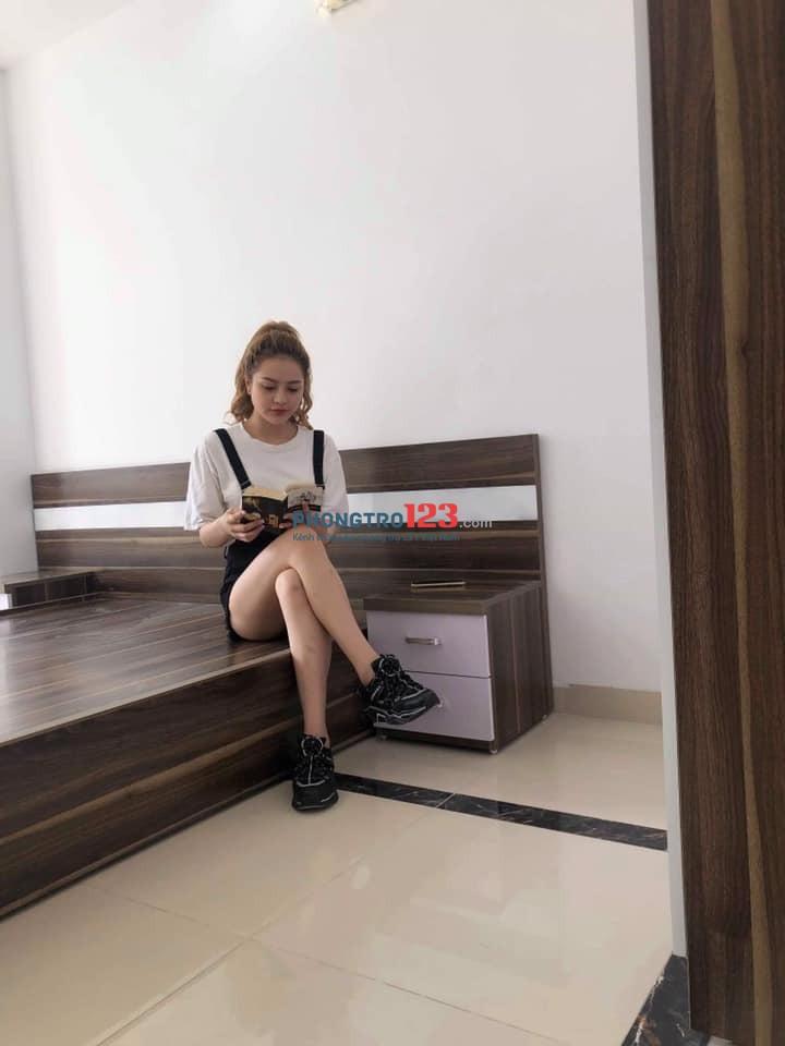 Chung cư 1 khách 1 ngủ 40m2 giá 3,2 triệu Cầu Diễn Nam Từ Liêm