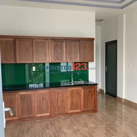 Căn hộ full nội thất đường số 5, phường 17, Gò Vấp