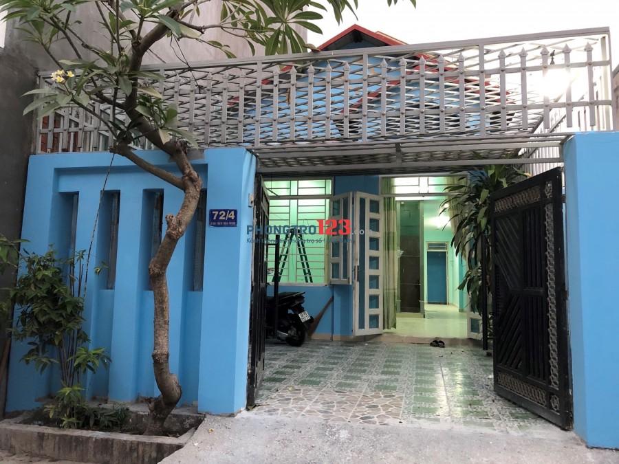 Cho thuê nhà nguyên căn 5x20, 3PN, gần cầu Bình Phước giáp Thủ Đức, bệnh viện Hạnh Phúc