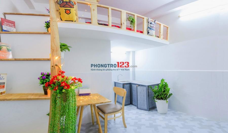 Phòng trọ có gác gần KCN Tân Bình, giá chỉ từ 3tr1