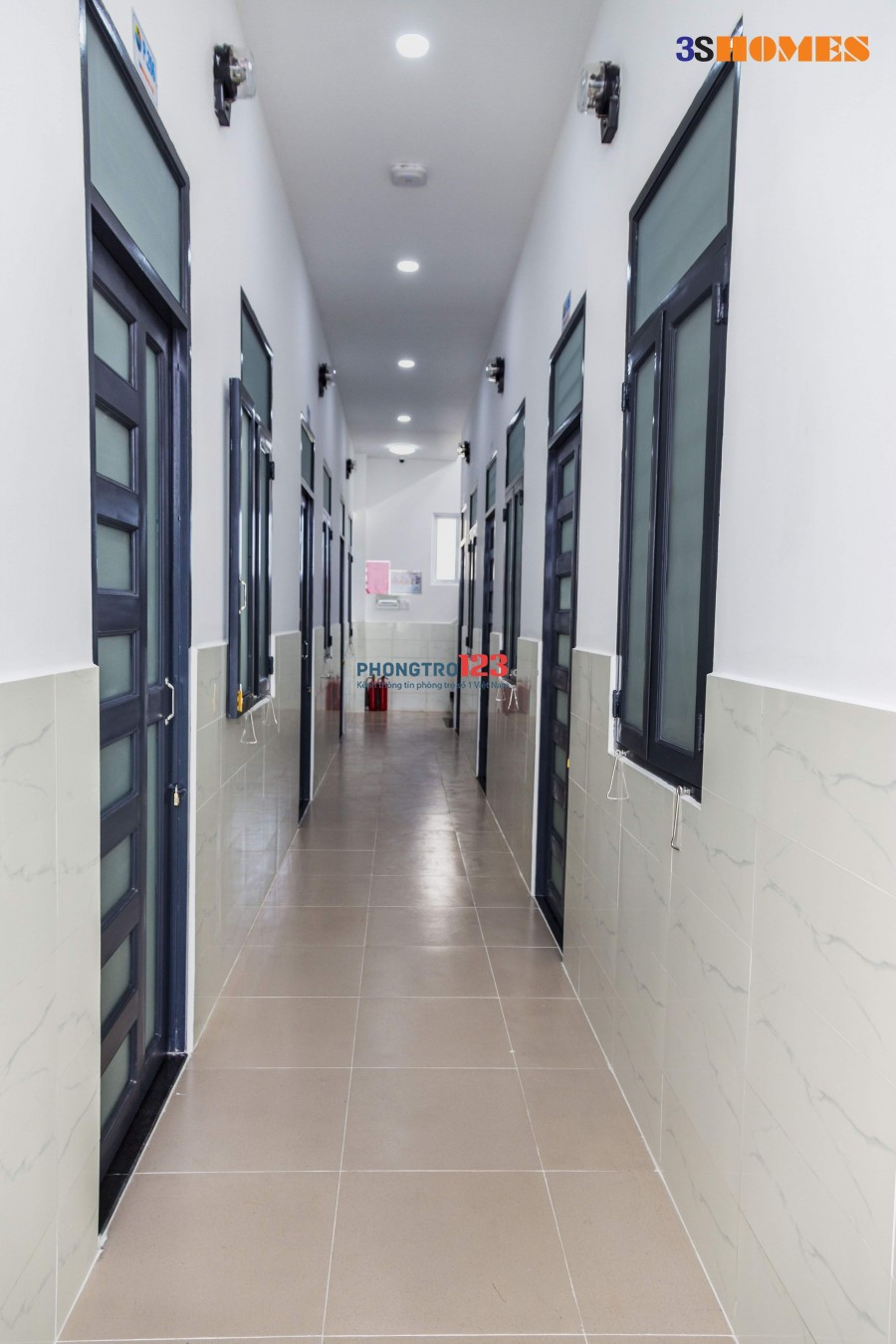Cho thuê phòng trọ Thống Nhất - GV gần chợ Xóm Mới, gần Công Viên