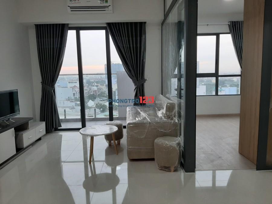 Cho thuê căn hộ mới đầy đủ nội thất 52m2 1pn Celadon City Q Tân Phú giá 11tr/th
