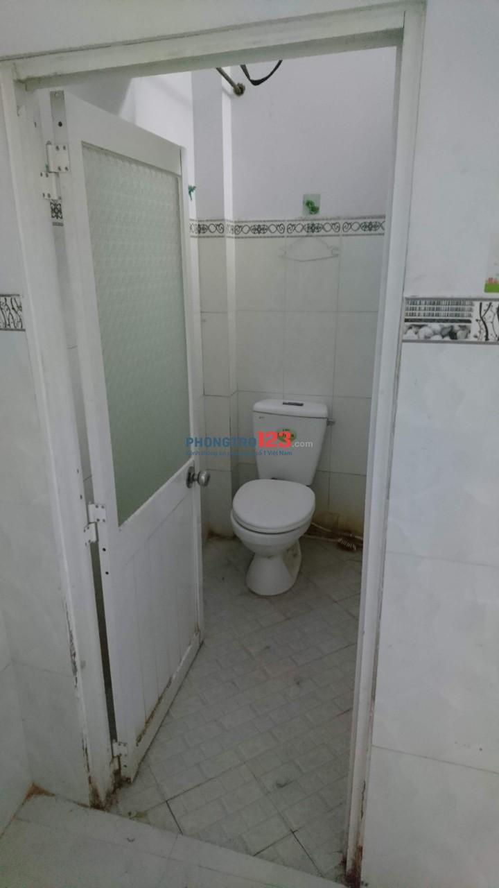 Cho thuê phòng trọ đường Lê Đình Thám - Tân Phú