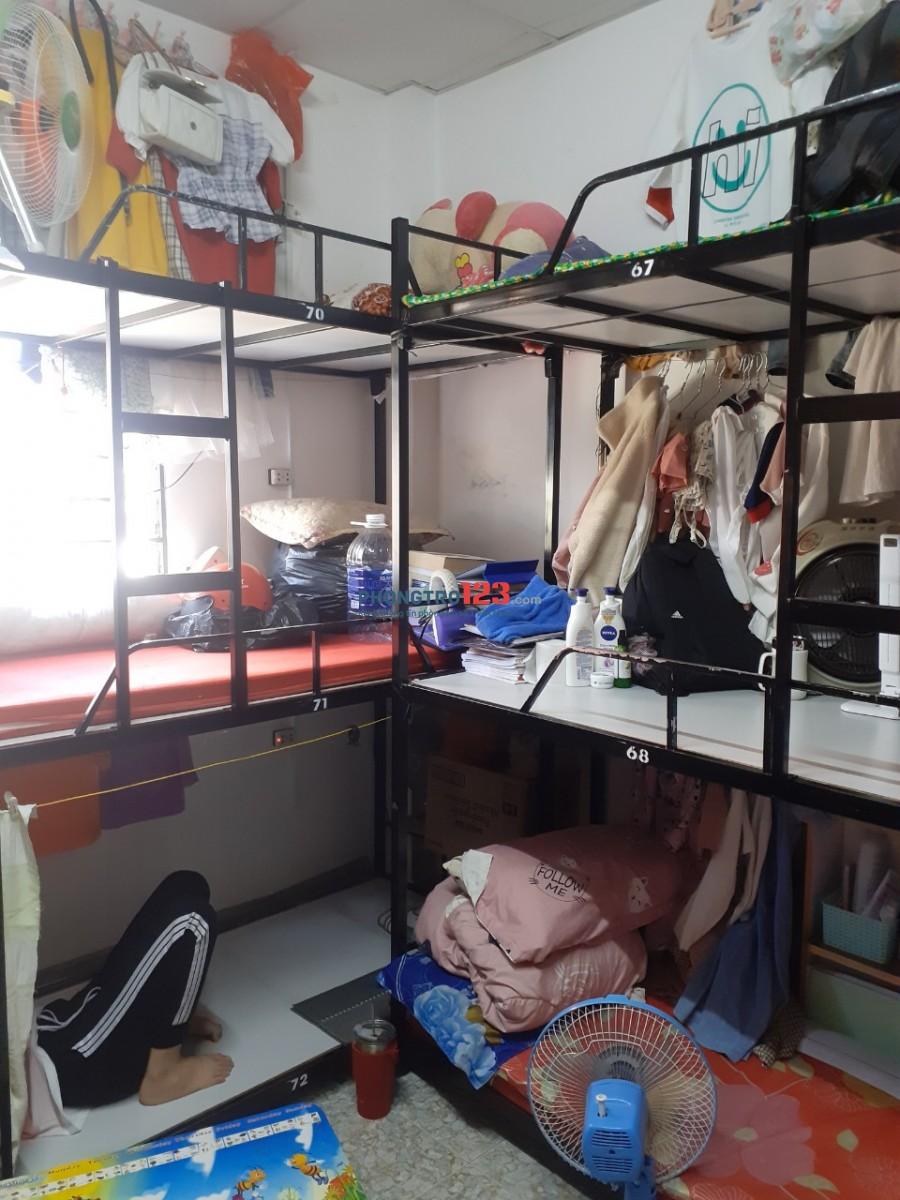 Phòng trọ KTX Q10 KHUYẾN MÃI giảm giá cực rẻ giá chỉ 700 người bao trọn điện, nước, wifi, máy lạnh.