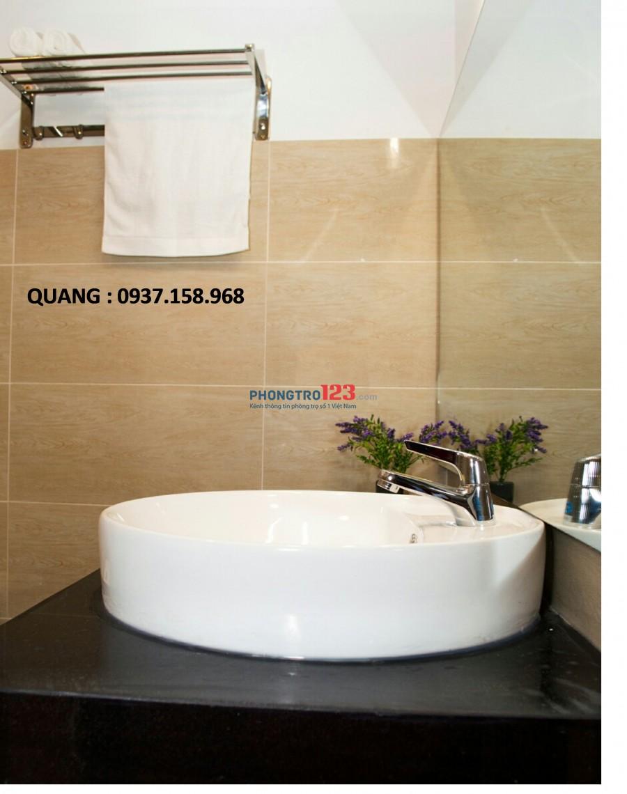 Q.8 cho thuê nhà trọ full nội thất cao cấp 72m2 Đường Phạm Hùng