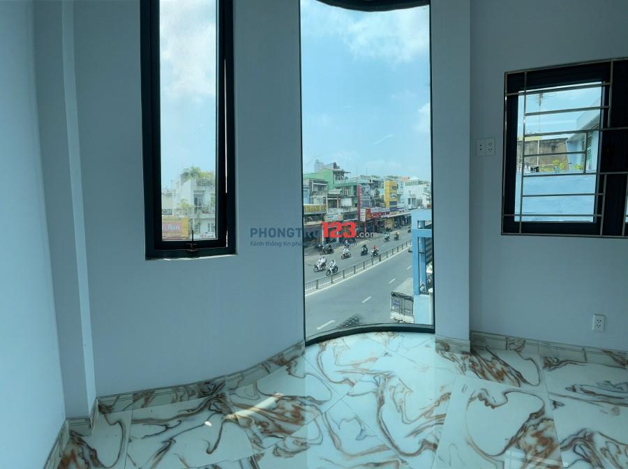 Cho thuê Mb Tầng 1 và 2 nhà mới xây mặt tiền 290A Lý Thái Tổ P1 Q3 giá 8tr/th