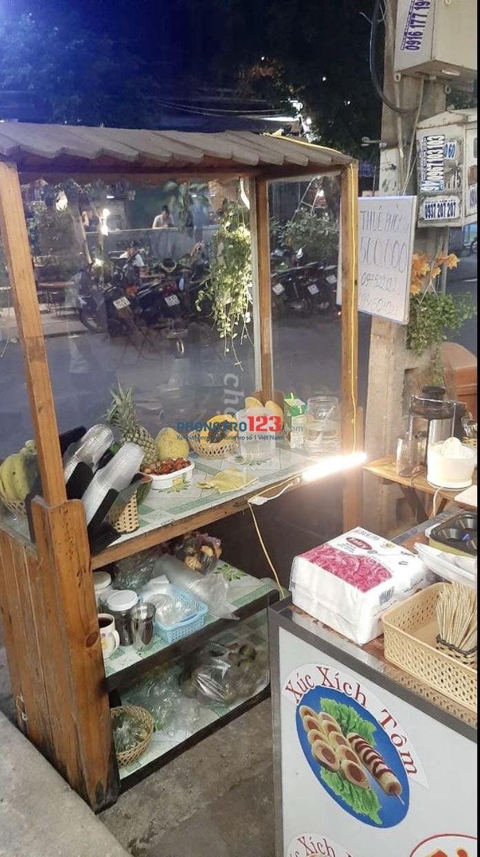 Sang mặt bằng quán cafe đầy đủ vật dụng mặt tiền số 2 Đường số 14 P5 Gò Vấp