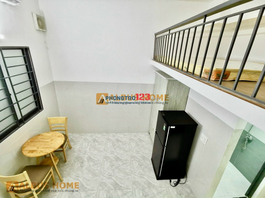 Cho thuê phòng trọ cao cấp full nội thất gần Mai Chí Thọ Q2