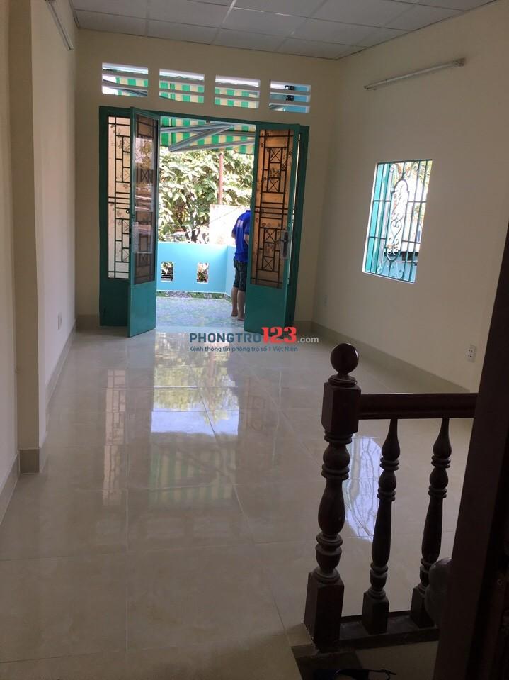 Nhà 1 trệt 1 lầu 80m2 Nơ Trang Long, P.11, B.Thạnh